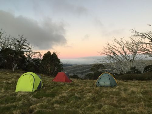 Bogong High Plains Sunrise (2)