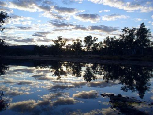 Finke-River-Sunrise
