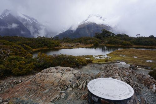 Routeburn Track view